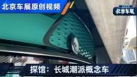 2020北京车展探馆:长城潮派概念车