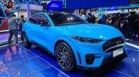 2020北京车展 MUSTANG MACH-E