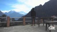 尼泊尔徒步大环线,入住一家雪山客栈,正对世界第8高峰玛纳斯鲁