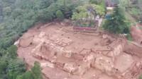 西安发现长恨歌中骊宫 目前发现的唯一唐代高台建筑遗址