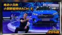福特首款纯电SUV 福特Mustang Mach-E亮相车展