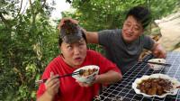 一只甲鱼,配半斤红烧肉,胖妹做甲鱼红烧肉,老公连汤汁都不放过