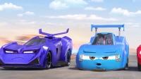 不输《赛车总动员》的中国赛车动画,《爆冲火箭车》酷燃来袭