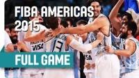半决赛 阿根廷 v 墨西哥 - 2015美洲男篮锦标赛