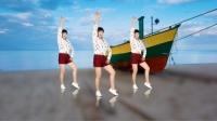 广场舞《众人划桨开大船》动感有活力,真给力