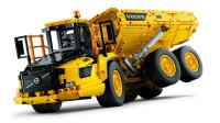乐高积木:科技机械系列42114 6x6 沃尔沃铰接式拖车