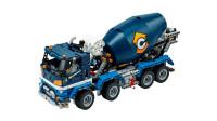 乐高积木:科技机械系列42112混凝土搅拌运输车