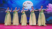 庆国庆盐城水街哈哈笑说唱团演出第四场