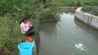 房山 牤牛河钓鱼