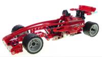 CADA积木:科技系列C52016方程式赛车