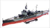 COBI积木:战舰世界系列3082厌战号战列舰