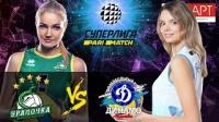 2020.10.12 乌拉洛奇卡 vs 莫斯科迪那摩 - 20202021俄罗斯女排超级联赛第6轮