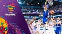 法国 vs 芬兰 - 2017男篮欧锦赛小组赛