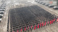 高燃!东部战区出征誓师:红旗招展精锐尽出 铿锵呐喊热血沸腾