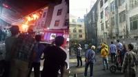 广州花都一工厂发生火灾,未造成人员伤亡