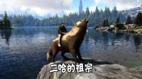 方舟 瓦尔盖罗 天铭 05 果然是用智商换来的美貌,远古魔兽恐狼!
