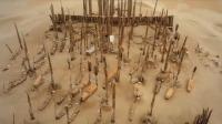 塔克拉玛干深处的千棺之谜3:荒漠中发现数十具棺木