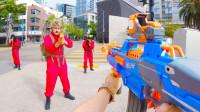 营救行动2.0:第一人称视角,带你体验超刺激的城市之战!
