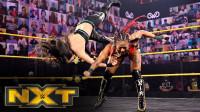 NXT588:谁受的了一腔热血被屡次泼冷水 李霞终于爆发 赛后大暴走