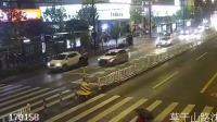 杭州2人瞬间被撞飞!监控画面令人揪心