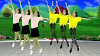 精品健身广场舞《红红红枣宴》旋律欢快 步伐新颖时尚 好看好学