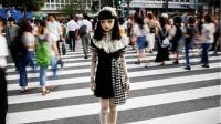 """日本街头出现真人""""娃娃"""",路人表示见鬼了,这是整容失败了?"""