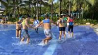 """阿米VLOG, 享受""""亚特兰蒂斯""""配套服务,阳光,沙滩,泳池派对"""