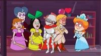 救救大姐姐:童话故事里灰姑娘的梗又被植入到这游戏里了