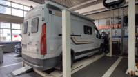 小兜的大通V90房车10000多公里了,今天做第二次保养,花了多少钱