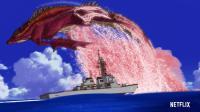 【游民星空】网飞动画《哥斯拉:奇点》先导预告