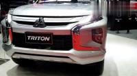 最新款三菱Triton登场, 对开式车门打开那一刻, 我瞬间心动了!