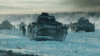 二战真实事件改编电影,28人打掉18辆坦克,高智商压制