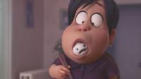母亲为留孩子在身边,把他做成包子吃进肚,一部暗黑的中国风动画
