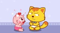 猫小帅欢乐时刻之要抱抱,你会拒绝吗