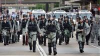 热血沸腾!香港警队主题曲《捍卫香港》来了