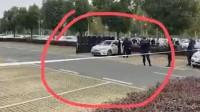 突发! 武汉天河机场一网约车司机车内身亡