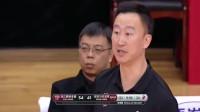恨铁不成钢!浙江主教练刘维伟不满球员表现口吐芬芳