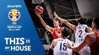 2019男篮世界杯亚洲区预选赛 韩国 vs 中国