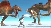 生物对战模拟器:挑战第一人称视角闯关