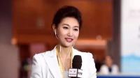"""43岁央视主播李梓萌素颜出镜 """"在线征婚""""清纯动人"""