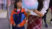 教妹妹棉花糖的正确吃法,有错吗?