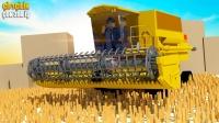 Roblox农场模拟器:模拟农场种玉米!