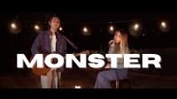 Kyson Facer和妹妹翻唱《Monster》