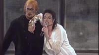没有绝对的实力,怎么敢给迈克尔杰克逊伴舞的