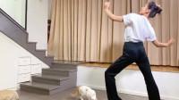 《火红的萨日朗》蒙古族舞蹈零基础舞蹈成人舞蹈教学简单易学