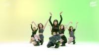 果然人美才艺多 STAYC女团热舞连跳最新K-POP最新热曲