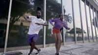 热情尊巴有氧健身舞 国外广场舞