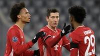 欧冠-莱万建功科曼传射 十人拜仁3-1萨尔茨堡锁定头名