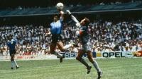 不止上帝之手+连过五人!回顾马拉多纳86年世界杯极致个人表演