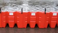 世界上最神奇的塑料板,能挡半米高的洪水,比沙袋还管用!